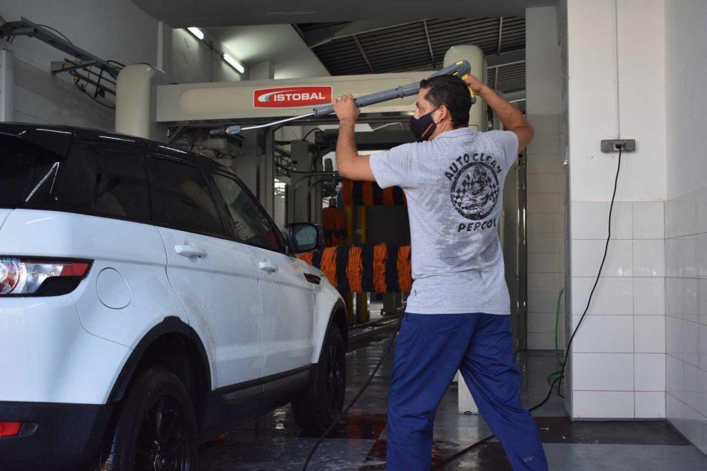 lavadero de coches Palma