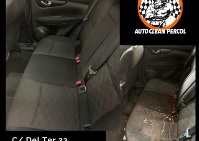 limpieza de tapicería coches Palma de Mallorca