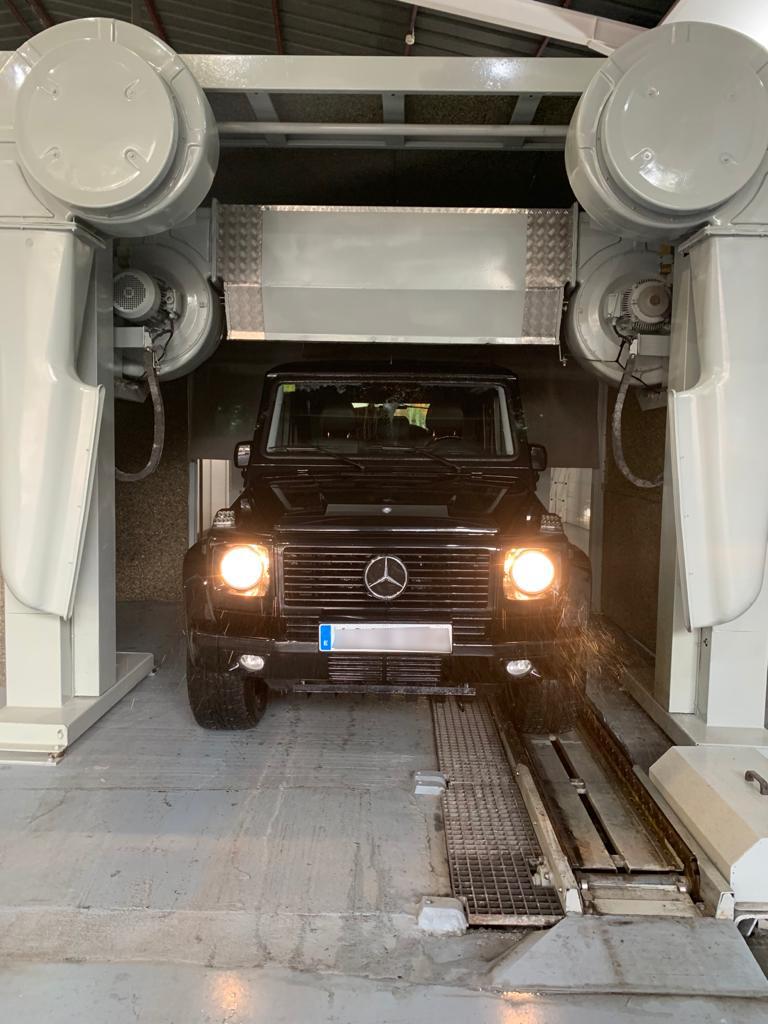 limpieza profesional coches Mallorca