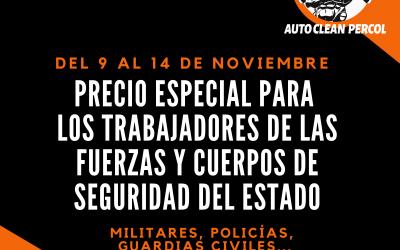 Promoción Fuerzas y Cuerpos de Seguridad del Estado