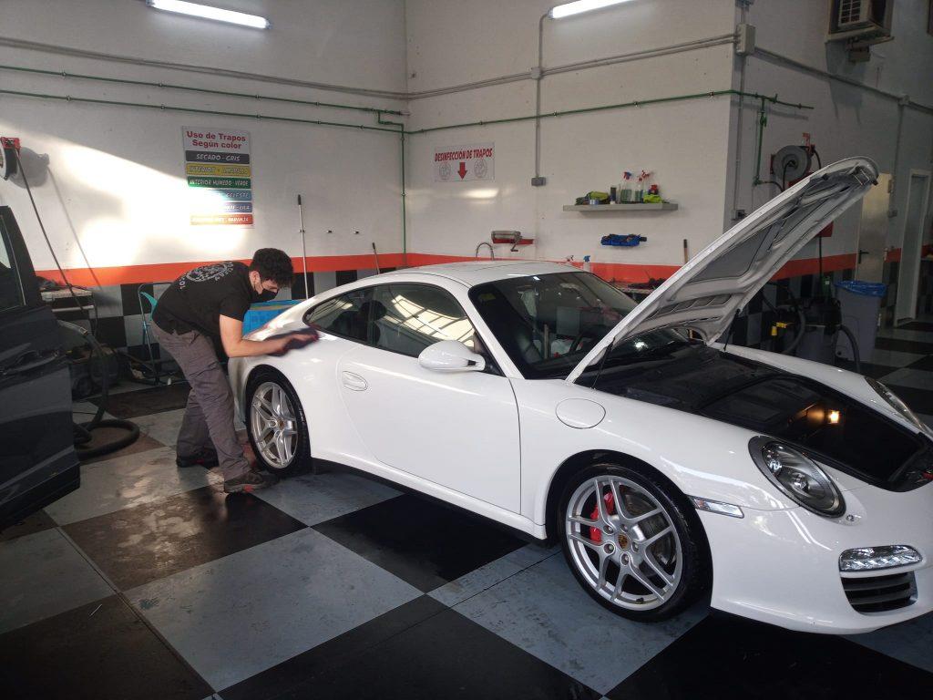 lavadero coches palma